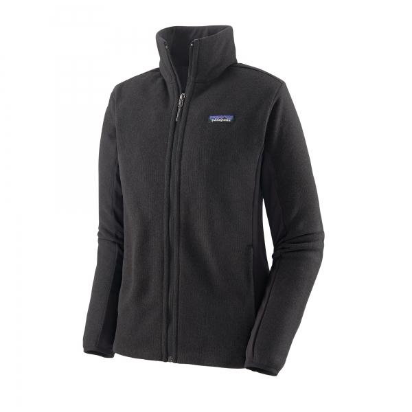 Patagonia Women's LW Better Sweater Jacket BLK
