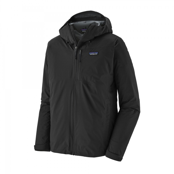 Patagonia Men's Rainshadow Jacket BLK