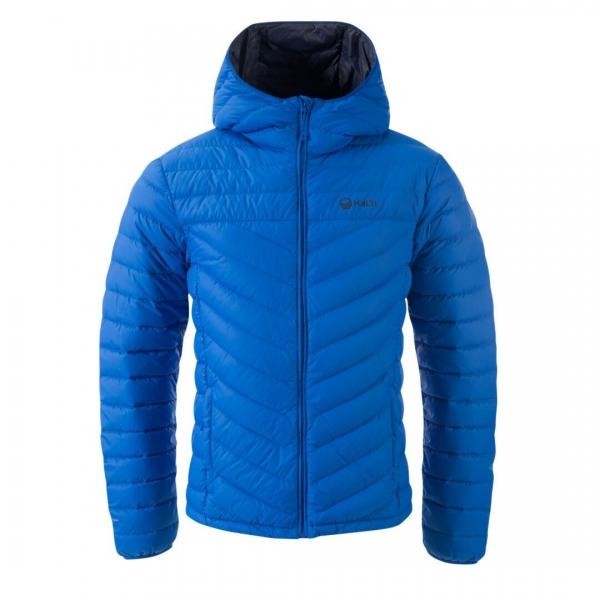 Halti Huippu II Men's Down Jacket Sport Blue