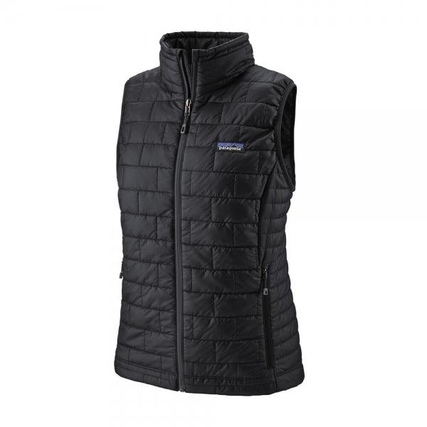 Patagonia Women's Nano Puff Vest BLK