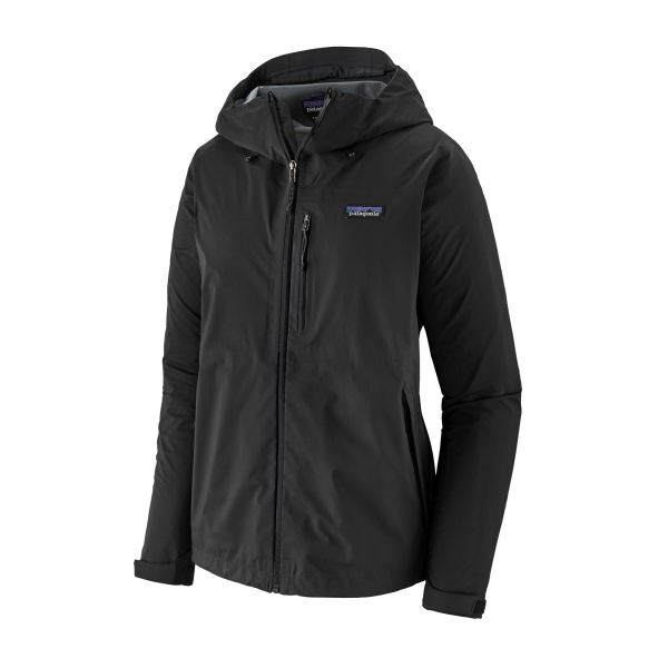 Patagonia Women's Rainshadow Jacket BLK