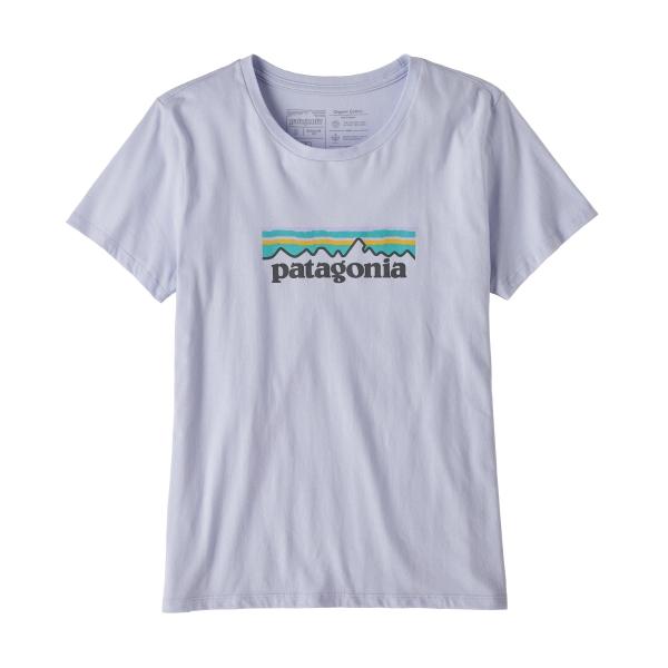 Patagonia Women's Pastel P-6 Logo Organic T-Shirt BEU