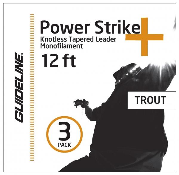 Guideline Power Strike Leader 12´ 3-Pack
