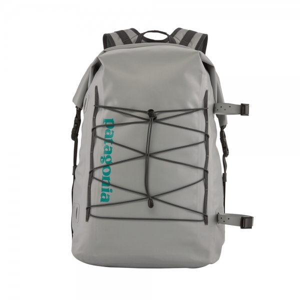 Patagonia Stormfront Roll Top Pack Grey