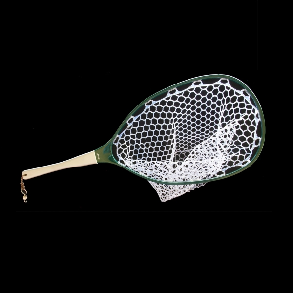 Brodin Stealth Carbon Pisces Net 'Green'