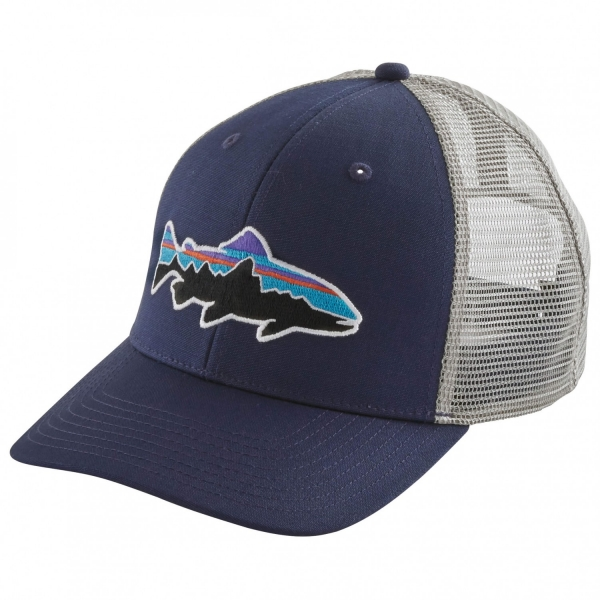 Patagonia Fitz Roy Trout Trucker Hat CRDI