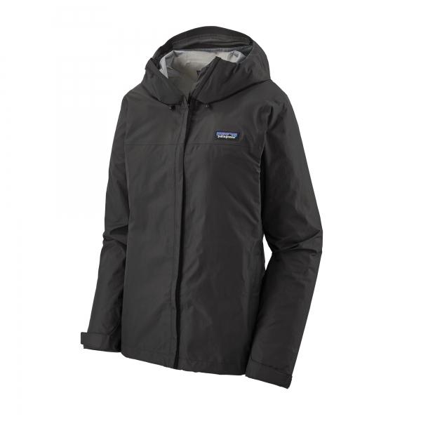 Patagonia Women's Torrentshell 3L Jacket BLK