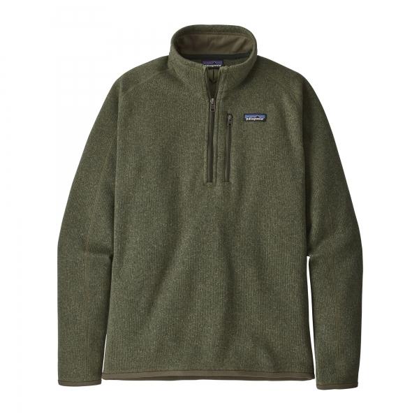 Patagonia Men's Better Sweater 1/4 Zip PO INDG