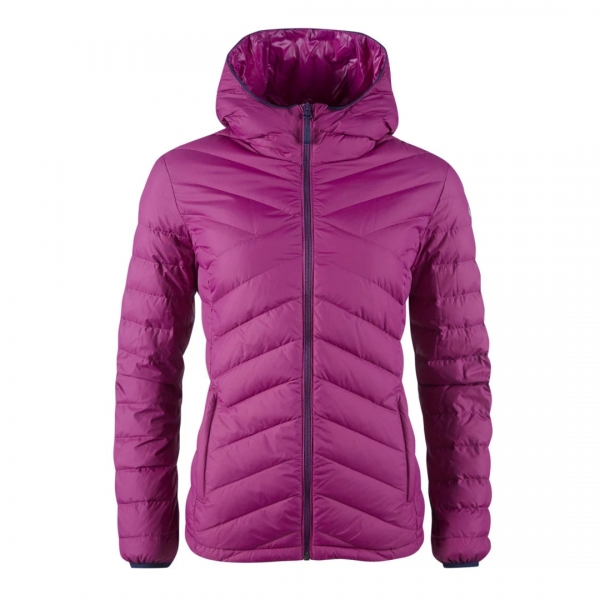 Halti Huippu Women's Down Jacket Purple