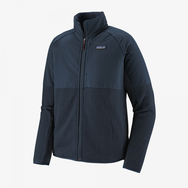 Patagonia Men's LW Better Sweater Shelled Fleece Jacket NENA