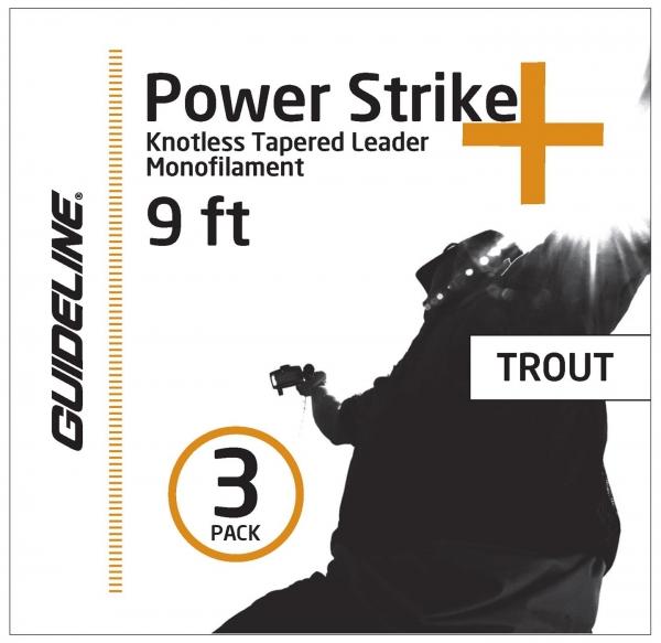 Guideline Power Strike Leader 9´ 3-Pack