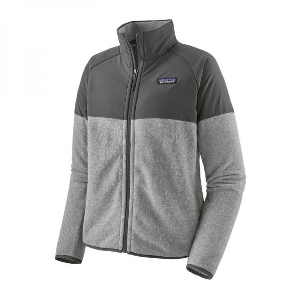 Patagonia Women's LW Better Sweater Shelled Fleece Jacket FEA