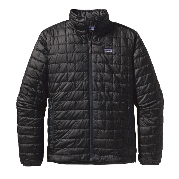 Patagonia Men's Nano Puff Jacket BLK